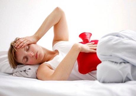 Địa chỉ chữa đau bụng kinh