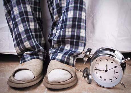 cách trị tiểu đêm ở nam giới