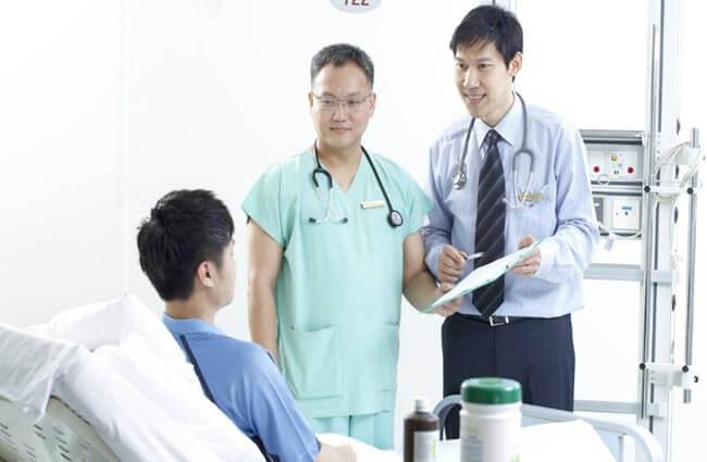 Điều trị bệnh giang mai giai đoạn 2
