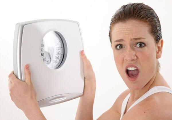 Tăng cân bất thường dấu hiệu có thai khi chưa tới qkd tiếp